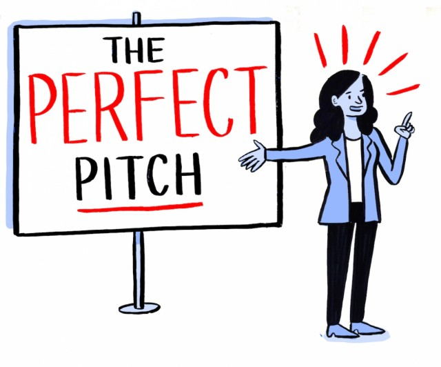 Best practice express: The perfect pitch